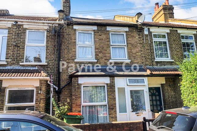 Thumbnail Terraced house for sale in Worcester Road, Manor Park
