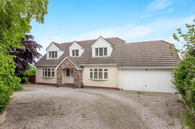 Thumbnail Detached house for sale in St. George Road, Abergele, Conwy, North Wales