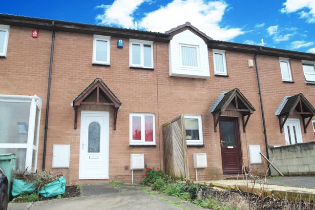Thumbnail Terraced house for sale in Kirkstall Close, Plymouth