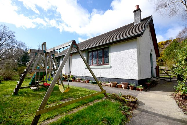 Thumbnail Detached bungalow for sale in Ardfern, Lochgilphead
