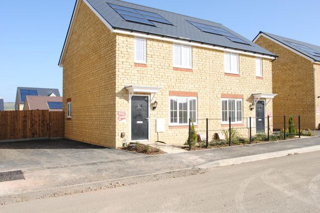 2 bed semi-detached house for sale in The Homelands, Bishops Cleeve, Cheltenham
