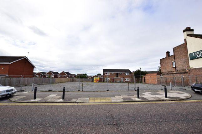 Thumbnail Land for sale in Wallasey Village, Wallasey