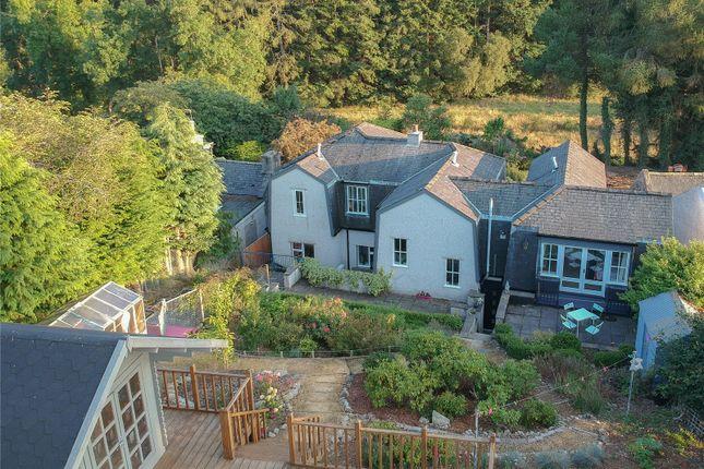 Thumbnail Detached house for sale in Viewbank House, Raemoir, Banchory, Kincardineshire