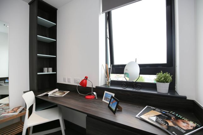 Studio to rent in Cluster Apartment, The Foundry, Shieldfield