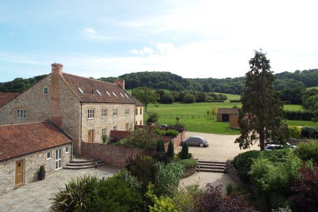 Thumbnail Barn conversion to rent in Wellesley Park, Dulcote, Wells