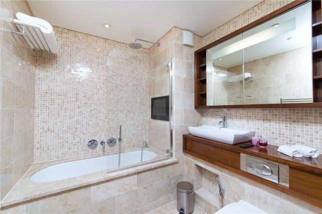 Bathroom of Parkview Residence, 219 Baker Street, London NW1