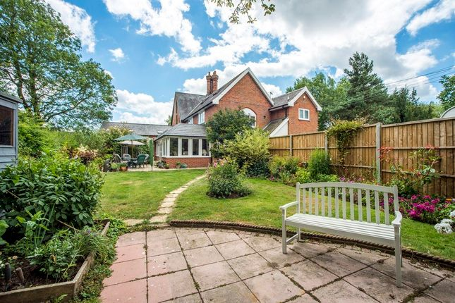 Thumbnail Semi-detached house for sale in Rickinghall Road, Hinderclay, Diss