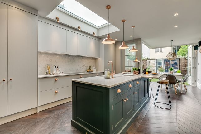 Thumbnail Terraced house for sale in Antrobus Road, London