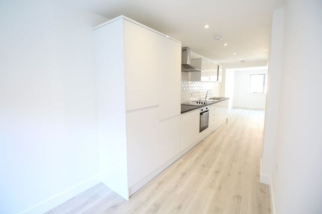 Thumbnail Flat to rent in Hammond Court, Front Street, Slip End, Luton