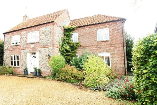 Thumbnail Detached house to rent in St. Ethelberts Close, Burnham Market, King's Lynn