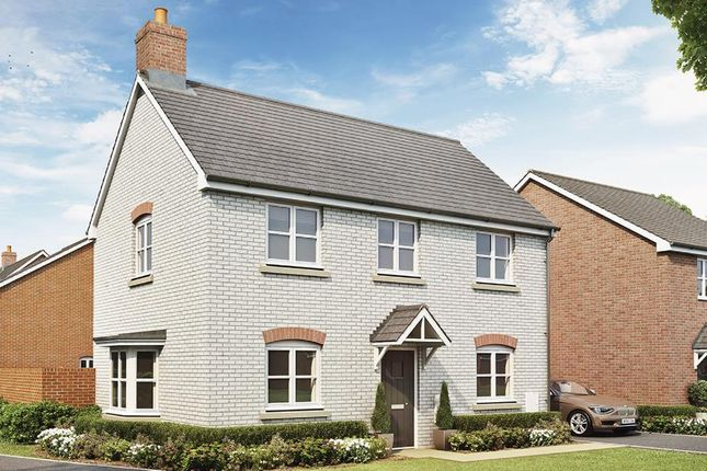 Thumbnail Detached house for sale in Plot 16, Welford Road, Long Marston, Stratford Upon Avon