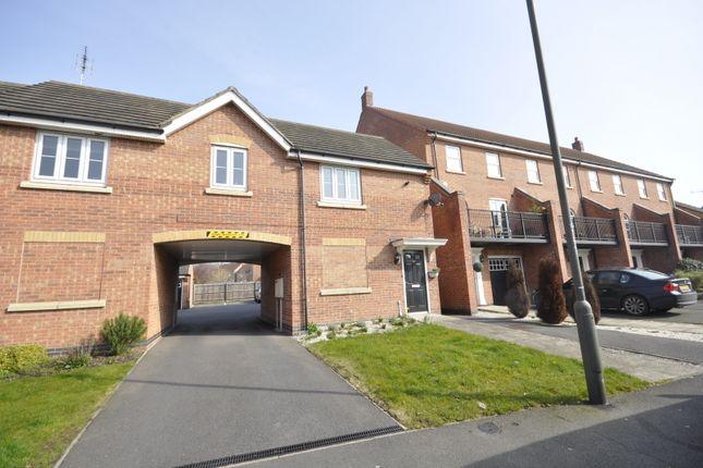 2 bed flat to rent in Parkway, Chellaston, Derby DE73