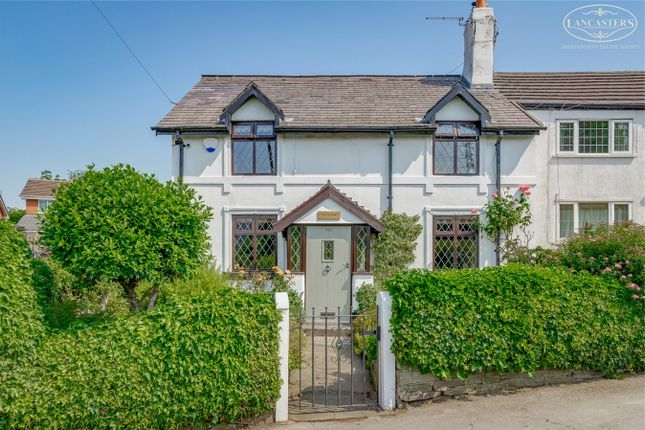Thumbnail Cottage for sale in Stitch Mi Lane, Harwood, Bolton