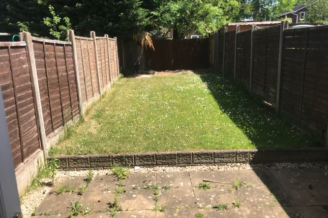 Thumbnail Terraced house to rent in Abraham Close, Stirchley