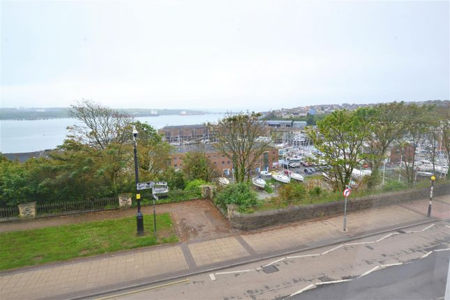 3 bed flat for sale in Priory Street, Milford Haven SA73