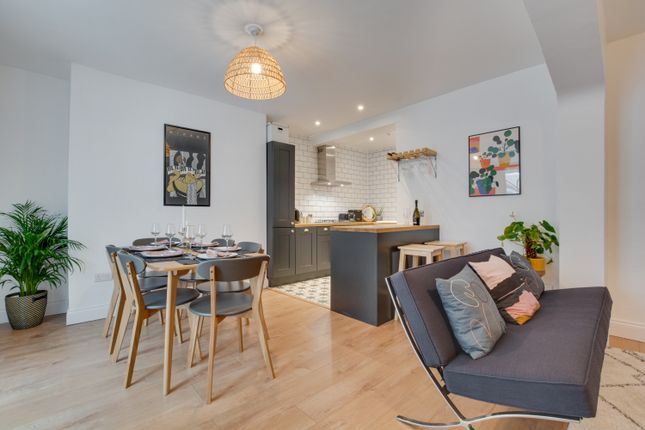 Open Plan of St Michael's Place, Brighton BN1