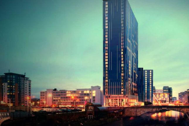 Thumbnail Flat for sale in 7A Affinity Living, Manchester