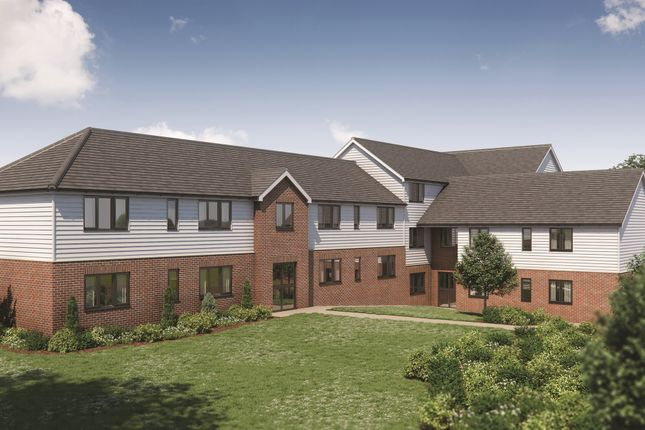 Thumbnail Flat for sale in Jutland Court, Mountbatten Road, Braintree