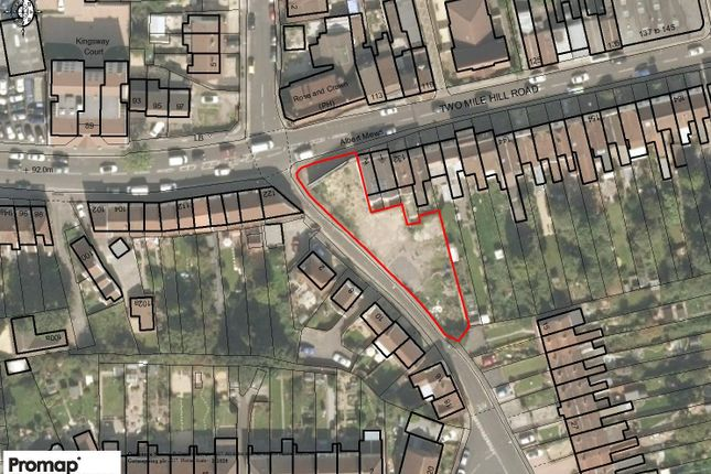 Thumbnail Land for sale in Kingsway Avenue, Kingswood, Bristol