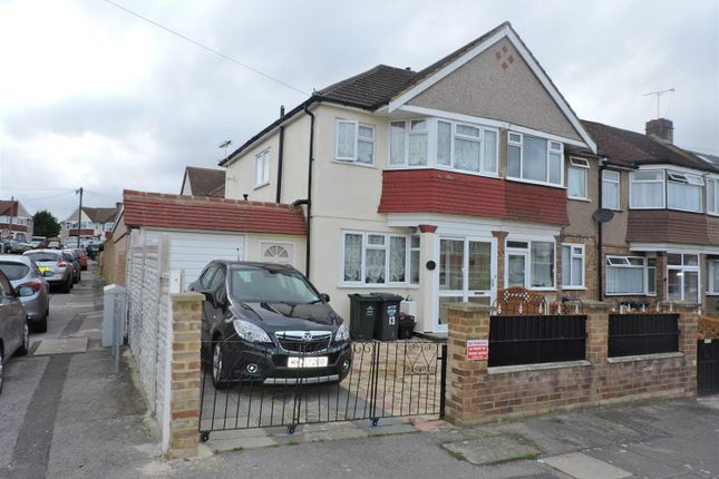 Thumbnail End terrace house for sale in Marcet Road, Dartford