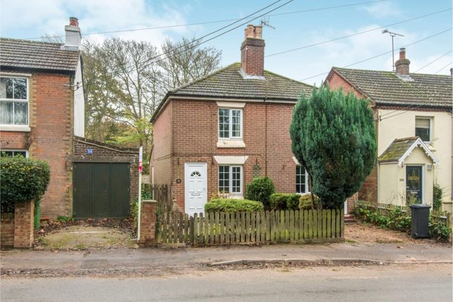 2 bed semi-detached house to rent in Church Road, Bishopstoke, Eastleigh SO50