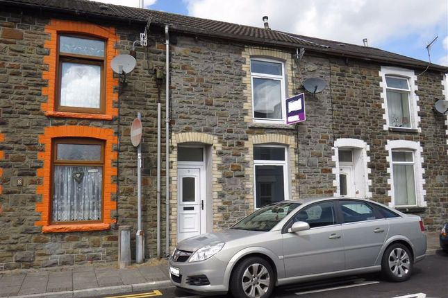 Terraced house to rent in Brook Street, Treorchy