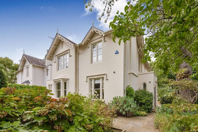 Thumbnail Detached house for sale in Norfolk Road, St Johns Wood, London