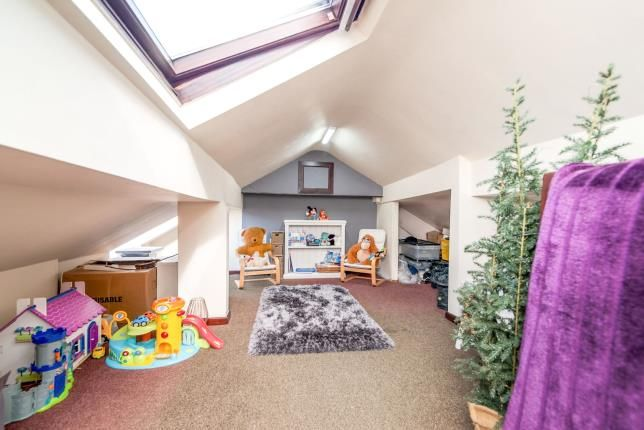 Loft Room of Oakleigh Avenue, Bolton, Greater Manchester BL3