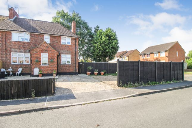 Thumbnail Semi-detached house for sale in Murray Road, Farnborough