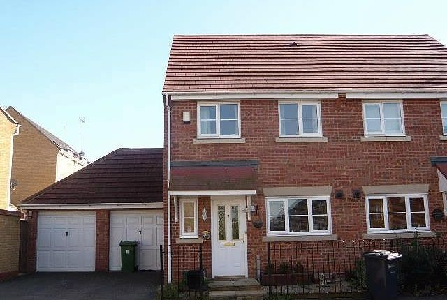 Thumbnail Semi-detached house for sale in Coleridge Way, Elstree, Borehamwood