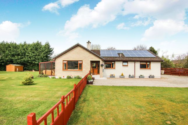 Thumbnail Detached bungalow for sale in Munlochy, Munlochy