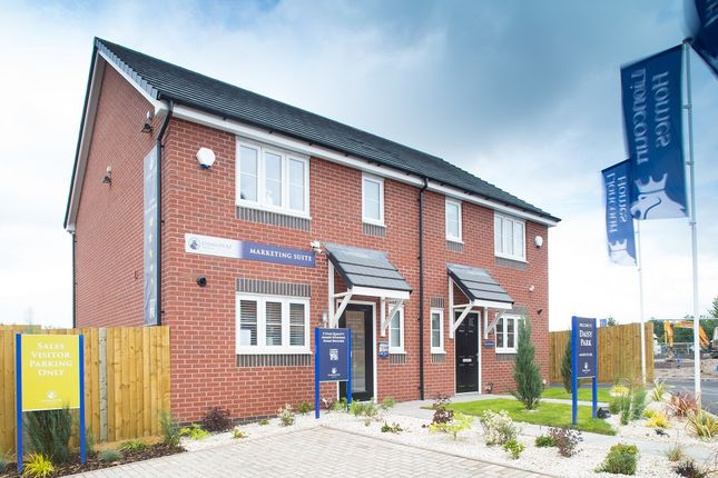 3 bedroom terraced house for sale in Daisy Park, Daisy Bank Drive, Telford