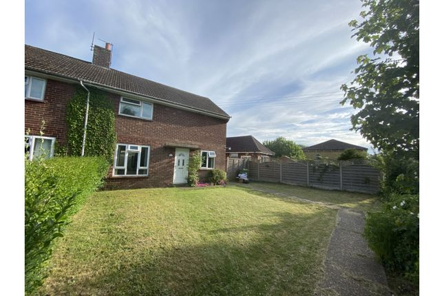 2 bed end terrace house to rent in Elmdene, Lincoln LN2