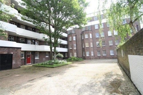 Thumbnail Flat for sale in Parkhurst Road, Walters Road
