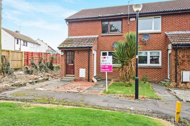 Thumbnail Flat for sale in Dunlop Crescent, Ayr