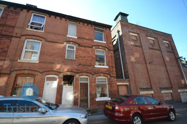 Thumbnail Terraced house to rent in Eland Street, Nottingham