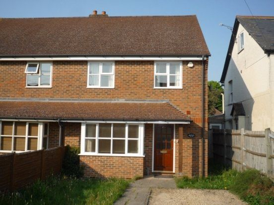 Thumbnail Semi-detached house to rent in Wycombe Road, Stokenchurch, High Wycombe