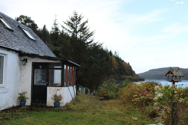 Thumbnail Semi-detached house for sale in Stromeferry, Kyle
