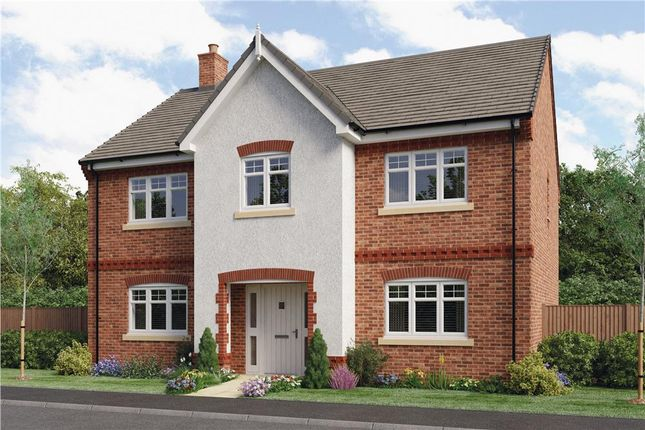 "Thumbnail Detached house for sale in ""Charlesworth"" at Copcut Lane, Copcut, Droitwich"
