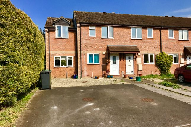 End terrace house for sale in Pintail Way, Westbury