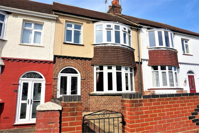 Thumbnail Terraced house for sale in Sanctuary Road, Gillingham