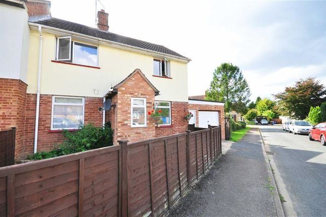 2 bed end terrace house for sale in Pillcroft Close, Witcombe, Gloucester