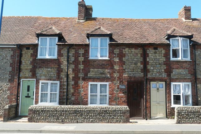 Thumbnail Terraced house for sale in High Street, Selsey, Chichester