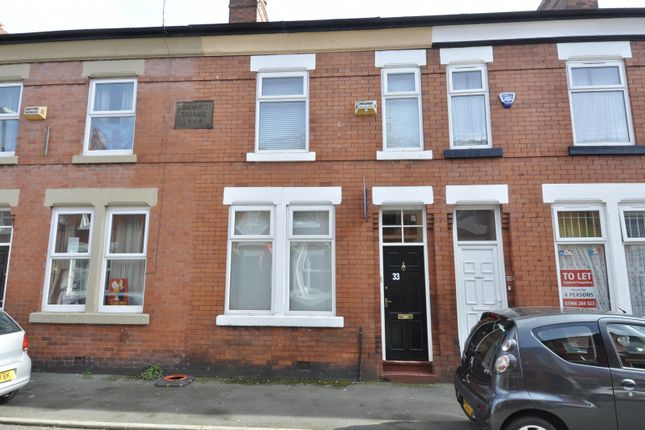 5 bed terraced house to rent in Albion Road, Fallowfield, Manchester M14