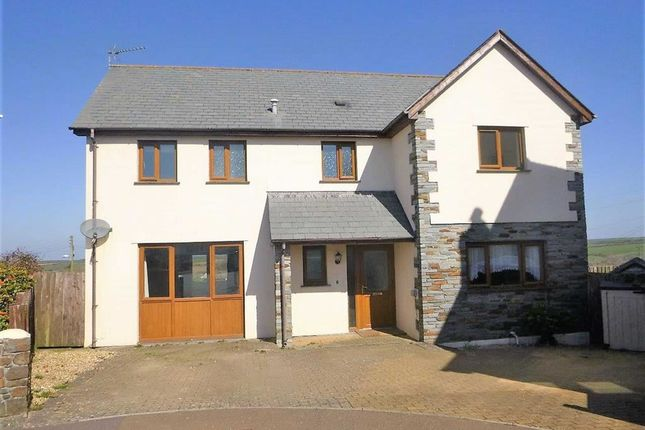 4 bed detached house for sale in Goaman Park, Hartland, Bideford, Devon
