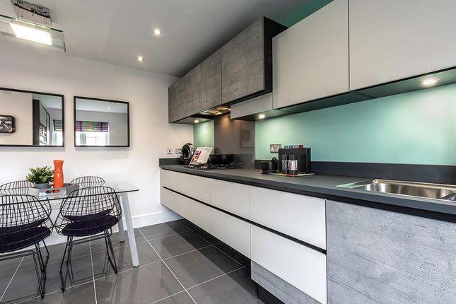 "3 bed semi-detached house for sale in ""The Kilmington"" at Bowbridge Lane, New Balderton, Newark NG24"