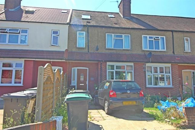 Thumbnail Terraced house for sale in Coombe Road, London