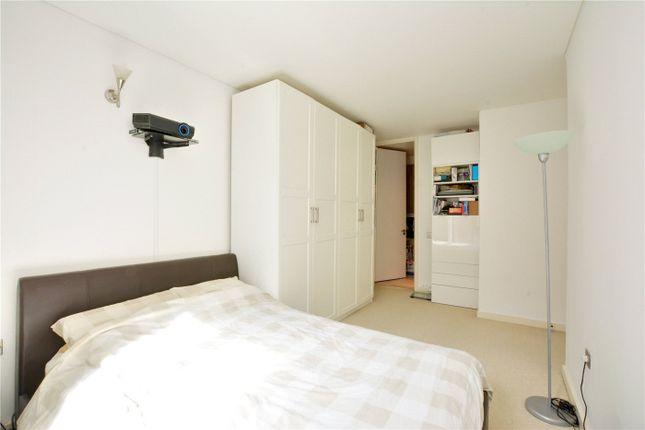 Master Bedroom of Becquerel Court, West Parkside, Greenwich, London SE10