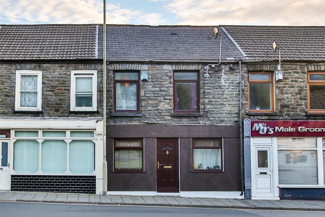 Thumbnail Terraced house for sale in Gelligaled Road, Ystrad, Pentre