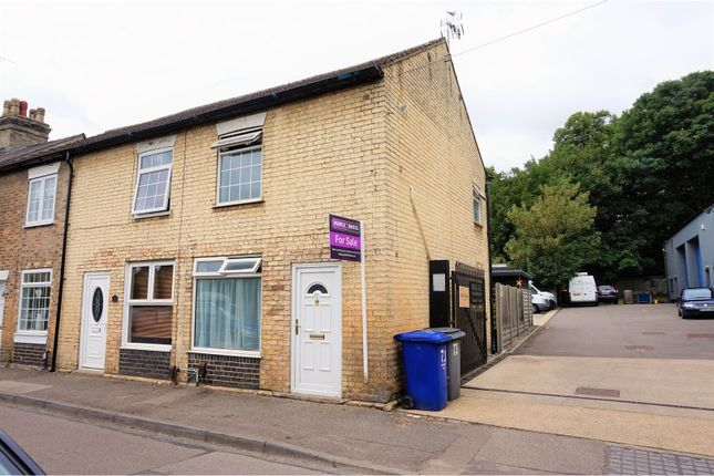 Thumbnail End terrace house for sale in Chapel Street, Newmarket